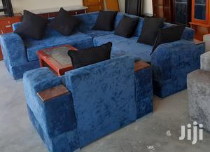 New Quality L-Shape Sofa | Furniture for sale in Addis Ababa, Bole