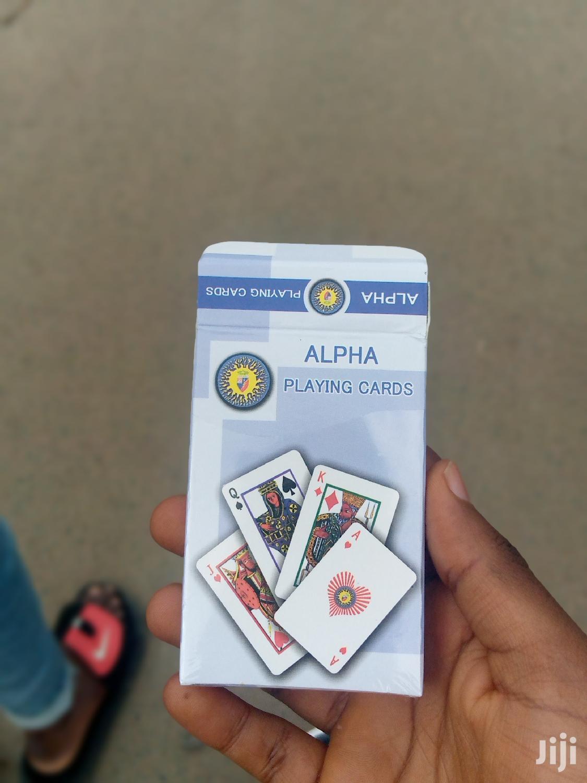 Playing Card መጫወቻ ካርታ | Books & Games for sale in Lideta, Addis Ababa, Ethiopia