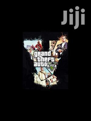 GTA V For PC 39gb .Ios | Video Games for sale in Addis Ababa, Yeka