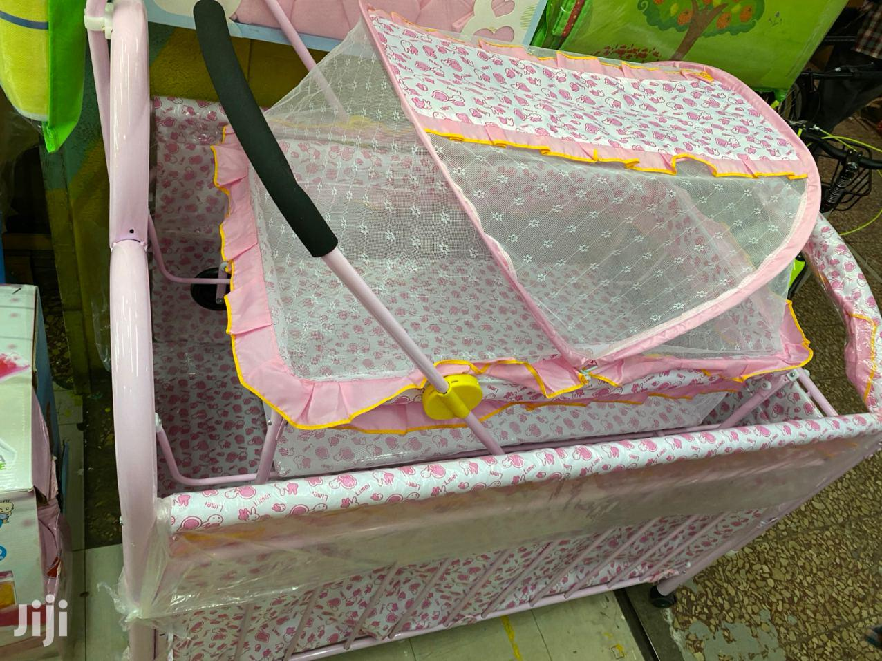 Archive: Baby Beds Full Metal .