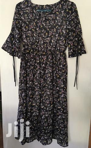 Floral Midi Dress | ቀሚስ | Clothing for sale in Addis Ababa, Addis Ketema
