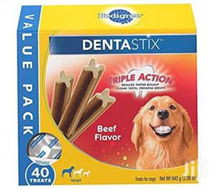 Dentastix Beef Flavor 40 Treats   Pet's Accessories for sale in Addis Ababa, Bole