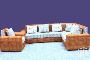 Best Lshap Sofa   Furniture for sale in Addis Ababa, Bole