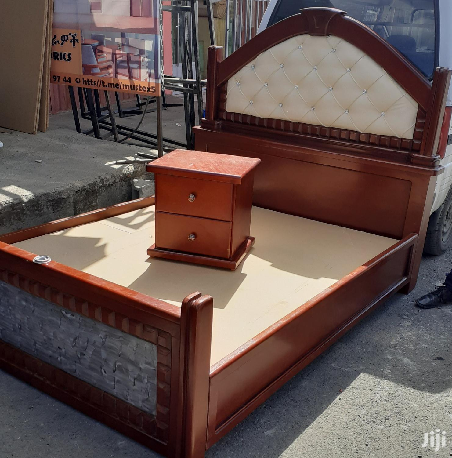 New 1.50cm Bed