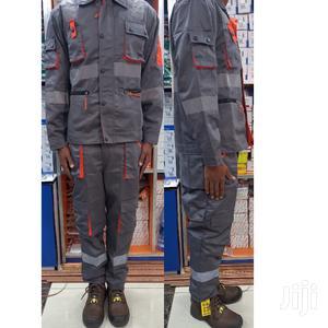 (የስራ ልብስ)Work Jacket and Trouser With Reflector | Safetywear & Equipment for sale in Addis Ababa, Lideta