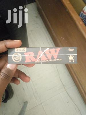 RAW Rolling Paper | Tobacco Accessories for sale in Addis Ababa, Bole