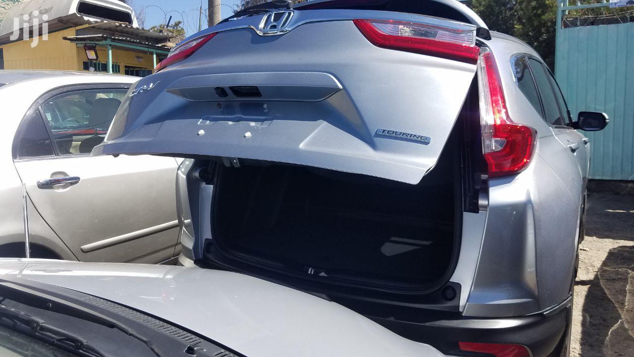 Archive: New Honda CR-V 2019 Touring FWD Gray