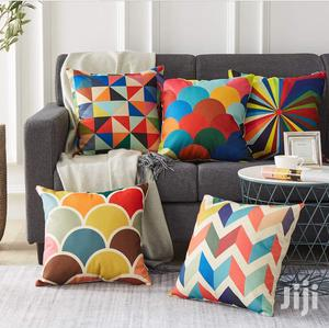 3D Colorful Coushion Pillows 45x45cm   Home Accessories for sale in Addis Ababa, Arada
