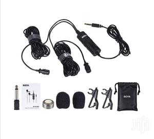Boya Dual Microphone   Audio & Music Equipment for sale in Addis Ababa, Bole
