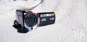 JVC Gz-Hd520 HD Everio Camcorder With the Remote and Charger   Photo & Video Cameras for sale in Addis Ababa, Bole