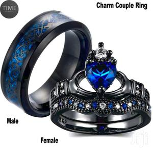 Lover's or Couples Ring   Jewelry for sale in Addis Ababa, Bole