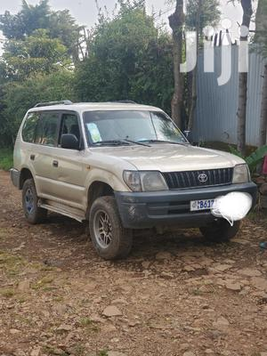 Toyota Land Cruiser Prado 1999 Gold | Cars for sale in Addis Ababa, Addis Ketema