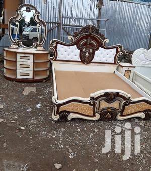 Bed With Dressing | Furniture for sale in Addis Ababa, Bole