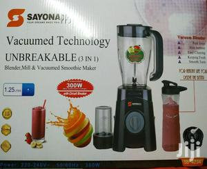 Sayona Unbreakable Mill 3in1 | Kitchen Appliances for sale in Addis Ababa, Arada