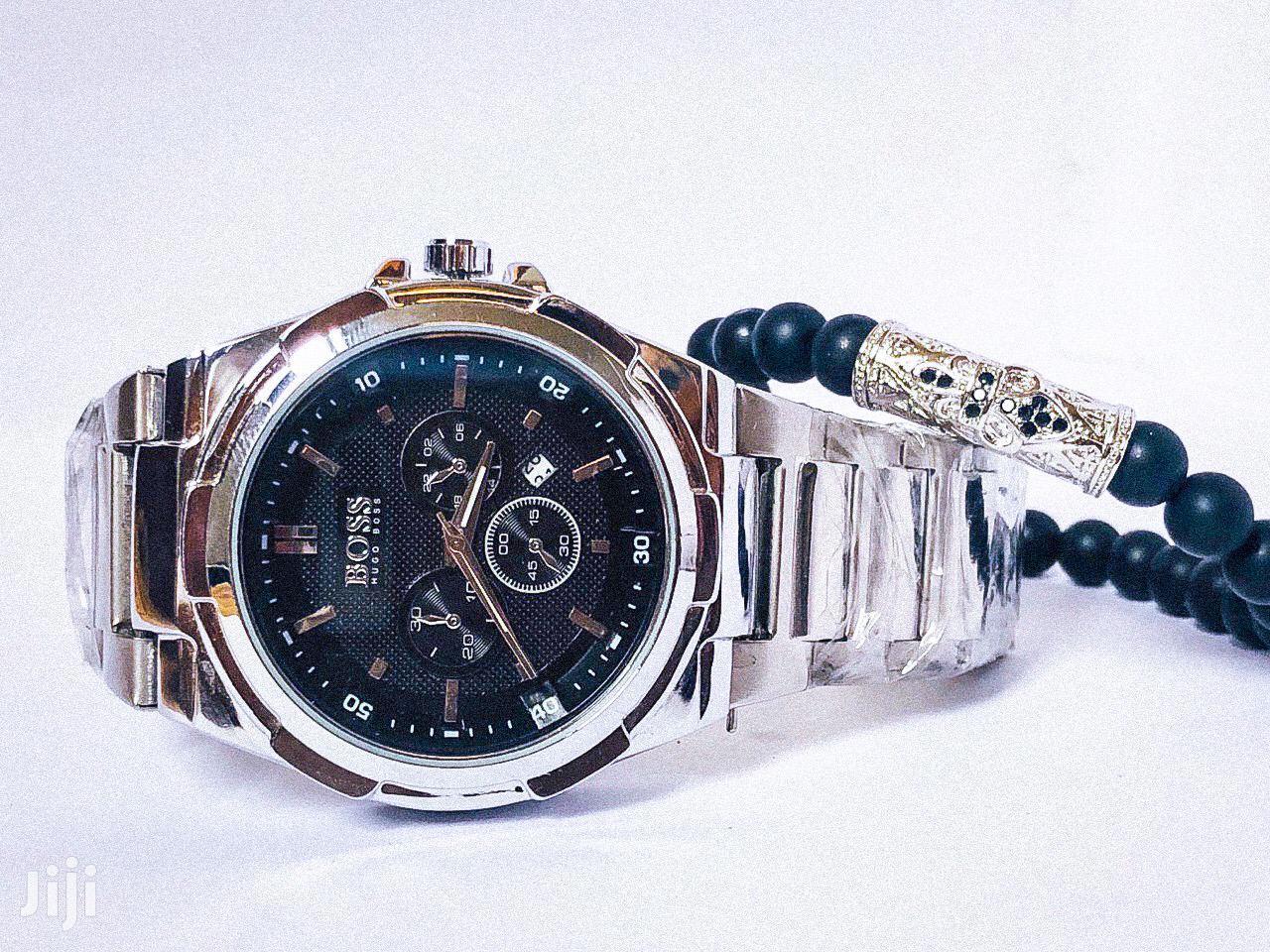 HUGO BOSS + Bracelets | Watches for sale in Bole, Addis Ababa, Ethiopia