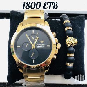 EMPORIO ARMANI + Bracelets | Watches for sale in Addis Ababa, Bole