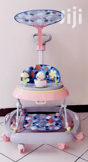 Baby Walker With Stroller የህፃናት ማንሸራሸሪያ ጋሪ | Children's Gear & Safety for sale in Addis Ababa, Yeka