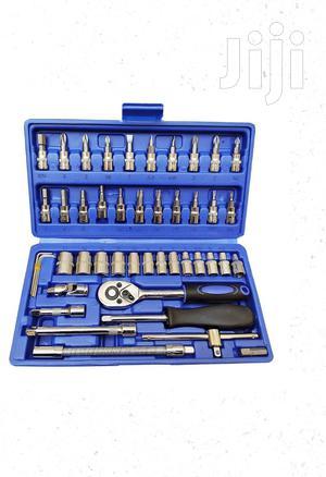 46 Pcs Tools Box   Hand Tools for sale in Addis Ababa, Arada