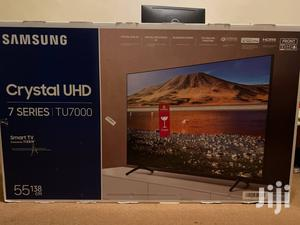 55 Inch Samsung Crystal 7 Series UHD 4k | TV & DVD Equipment for sale in Addis Ababa, Bole