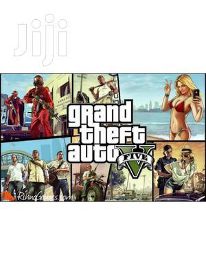 Grand Theft Auto v 5 | Video Games for sale in Addis Ababa, Kolfe Keranio