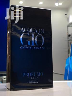 Giorgio Armani Men's Spray 125 Ml   Fragrance for sale in Addis Ababa, Bole