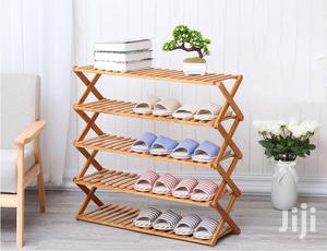 Foldable Shoe Rack   Furniture for sale in Addis Ababa, Nifas Silk-Lafto