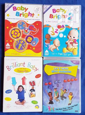 Educational DVD 3month-6years   CDs & DVDs for sale in Addis Ababa, Bole