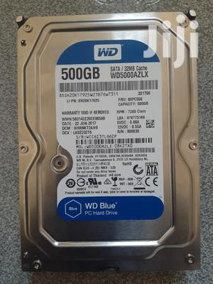Internal HDD 500GB for Desktop | Computer Hardware for sale in Addis Ababa, Akaky Kaliti