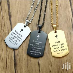 Jesus Proverbs Necklace | Jewelry for sale in Addis Ababa, Bole