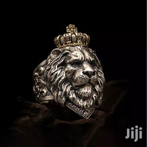 Lion of Judah Ring   Jewelry for sale in Addis Ababa, Bole