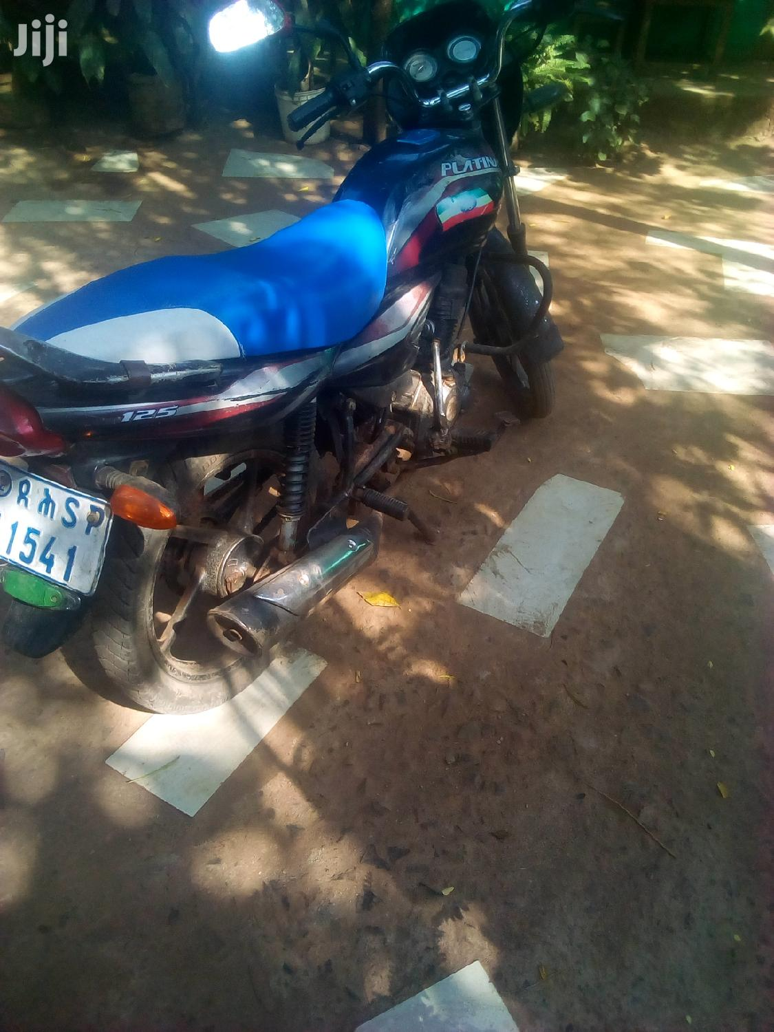 Motorcycle 2011 Black   Motorcycles & Scooters for sale in Gofa, SNNPR, Ethiopia
