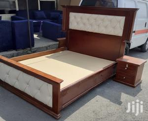 New Bed 1.50m+Side Table | Furniture for sale in Addis Ababa, Bole