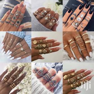 15 Ladies Rings   Jewelry for sale in Addis Ababa, Bole