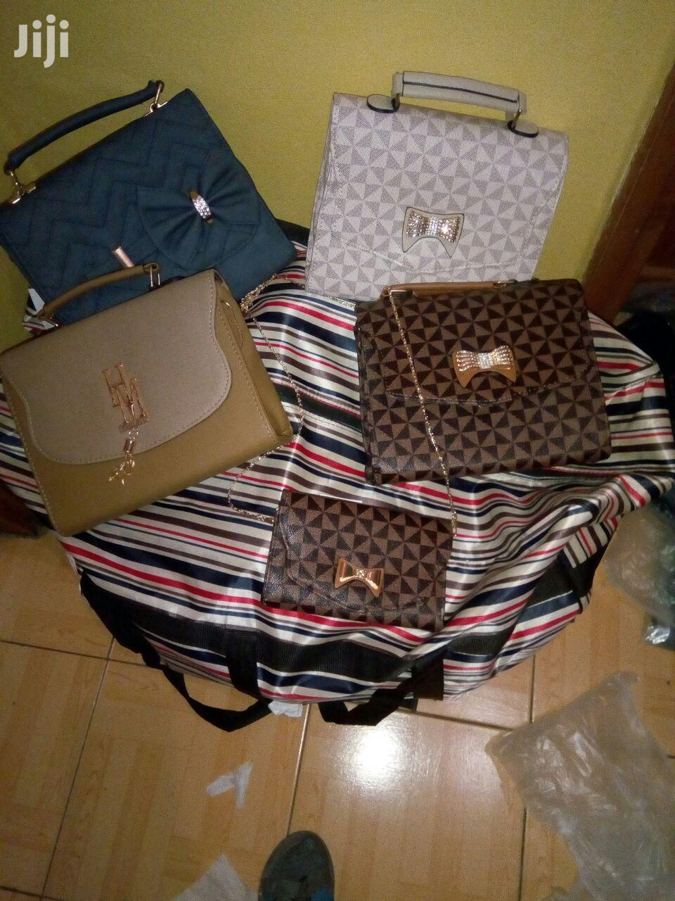 Ladies Hand Bag   Bags for sale in Nifas Silk-Lafto, Addis Ababa, Ethiopia