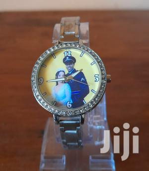GIFT የእጅ እና የግርግዳ ሰዓት በፎቶ | Watches for sale in Addis Ababa, Nifas Silk-Lafto