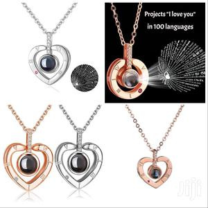 I Love You Projecting Necklace | Jewelry for sale in Addis Ababa, Bole