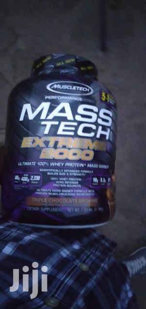 Mass Tech Protein Powder   Vitamins & Supplements for sale in Addis Ababa, Kolfe Keranio