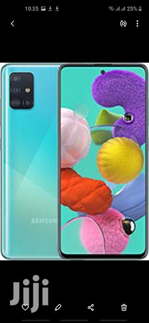 New Samsung Galaxy A51 128 GB Gold | Mobile Phones for sale in Addis Ababa, Kirkos