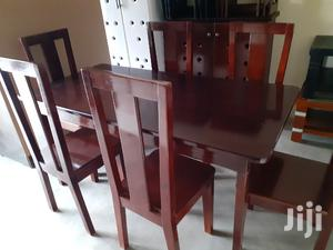 Quality Dining Table(6 Chairs) | Furniture for sale in Addis Ababa, Bole