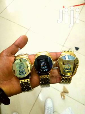 Original Men's Diesel Watch | Watches for sale in Addis Ababa, Nifas Silk-Lafto