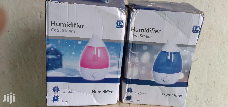 Air Purifying Humidifier