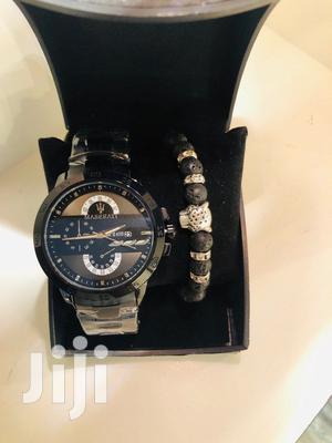 Maserati + Bracelet | Watches for sale in Addis Ababa, Bole