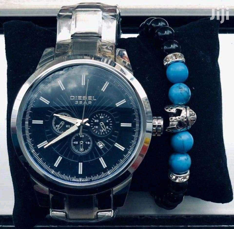DIESEL WATCHS + Bracelets