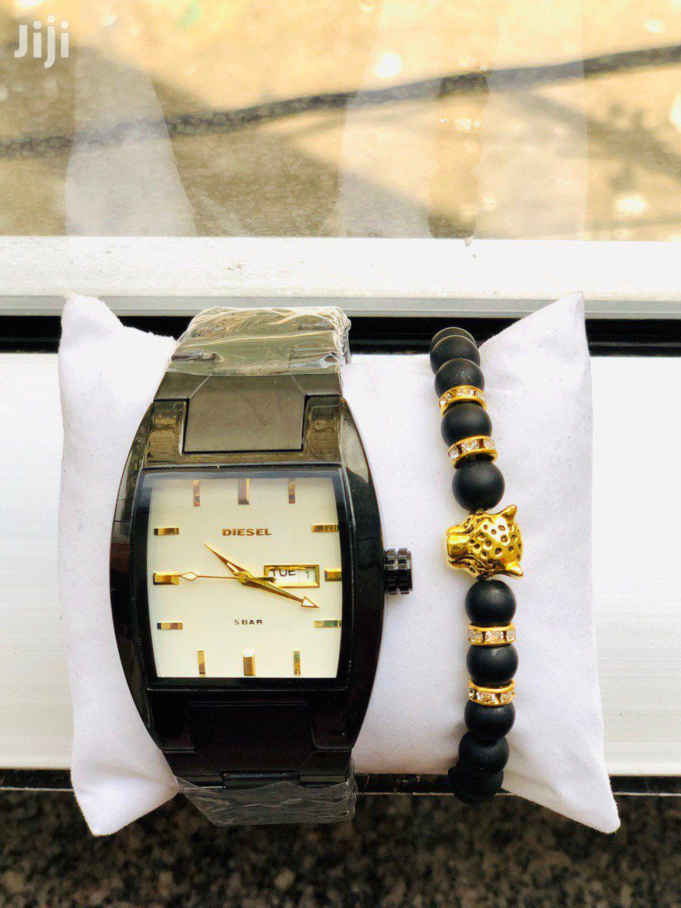DIESEL WATCHS + Bracelets | Watches for sale in Bole, Addis Ababa, Ethiopia