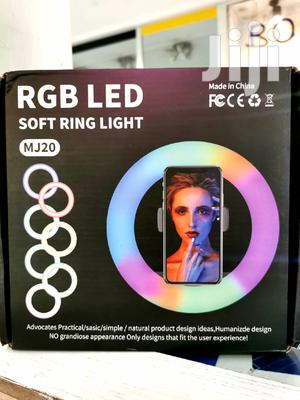 Rgb LED Ring Light | Accessories & Supplies for Electronics for sale in Addis Ababa, Bole