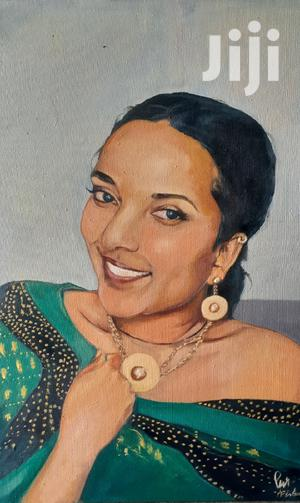 Portrait Oil on Canvas for Order | Arts & Crafts for sale in Addis Ababa, Yeka