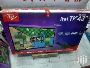 ITEL 43 Inche LED Tv | TV & DVD Equipment for sale in Addis Ababa, Bole