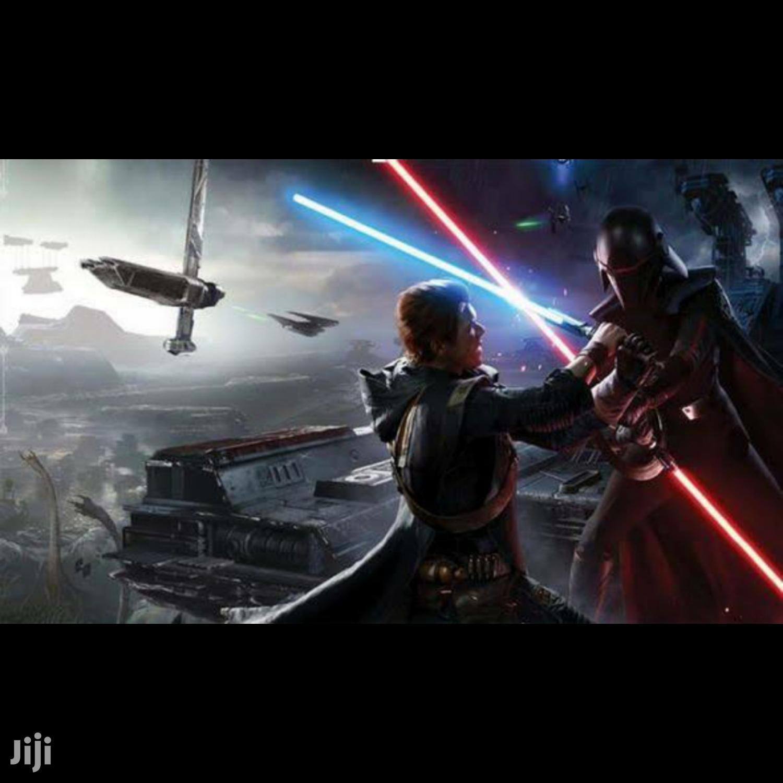 Archive: Star Wars Jedi Fallen Order