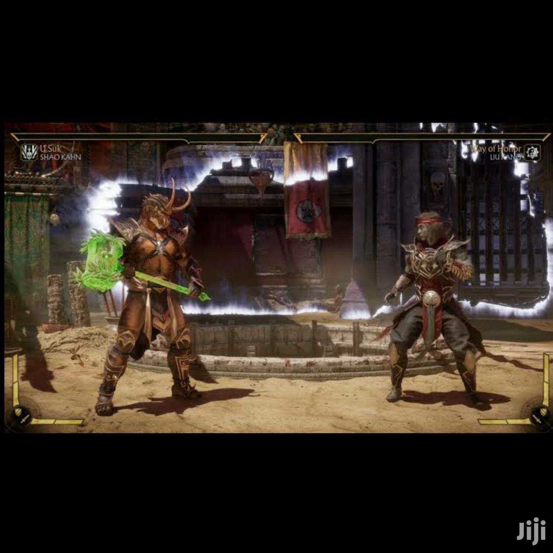 Archive: Mortal Kombat 11
