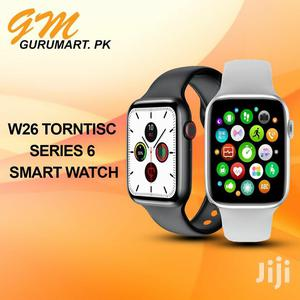 W26 Plus (2021 Model) New Smart Watch   Smart Watches & Trackers for sale in Addis Ababa, Bole